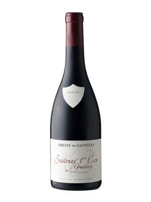 2016 Abbaye de Santenay Santenay 1er Cru Gravières Rouge, Cote de Beaune