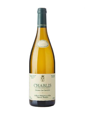 2018 Gilbert Picq Chablis Dessus la Carriere, Burgundy
