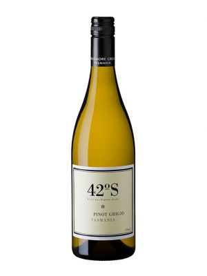2019 42 Degrees South Pinot Grigio, Coal River Valley