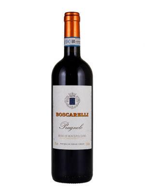 2019 Boscarelli Rosso di Montepulciano DOC Prugnolo, Cervognano di Montepulciano Tuscany