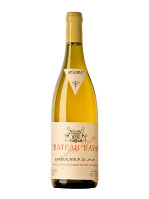 2007 Ch Rayas Chateauneuf-du-Pape Blanc, Rhone Valley