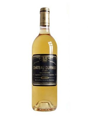 2004 Ch Guiraud 1er Cru Half Bottle 375ml, Sauternes