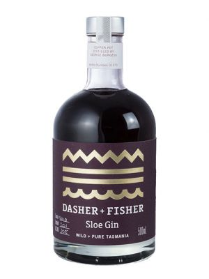 Dasher + Fisher Coastal Gin 700ml, Tasmania