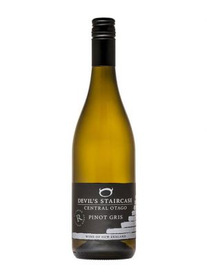 2018 Devils Staircase Pinot Gris, Central Otago