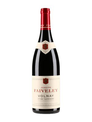 2016 Faiveley Volnay 1er Cru Santenots, Cote d'Or, Burgundy