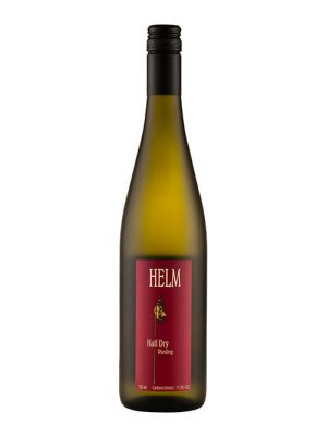 2016 Helm Half Dry Riesling, Canberra District