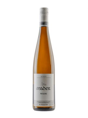 2014 Jean-Luc Mader Riesling, Alsace, France