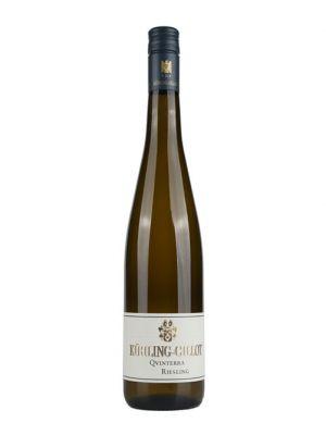 2016 Kuhling-Gillot Qvinterra Riesling, Rheinhessen