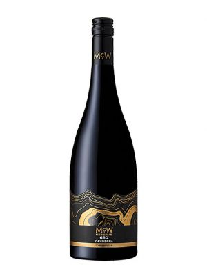 2016 McW 660 Canberra Syrah, Canberra