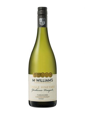 2014 McWilliams Glenburnie Vineyard Chardonnay, Tumbarumba
