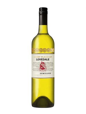 2011 Mount Pleasant Icon Series Lovedale Semillon, Hunter Valley