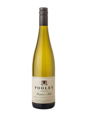 2019 Pooley Butchers Hill Riesling, Coal River Valley