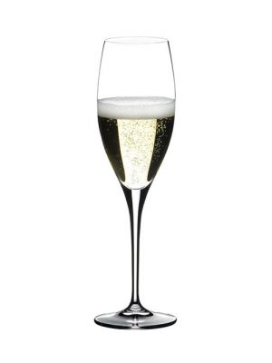 Riedel Heart to Heart Champagne Flutes, 2 pack