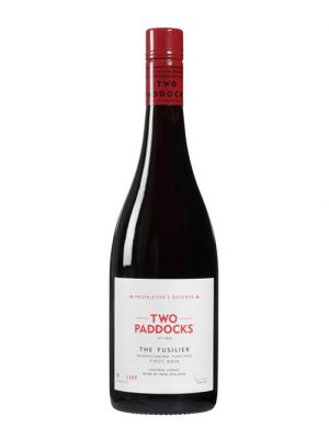 2014 Two Paddocks The Fusilier Pinot Noir Central Otago